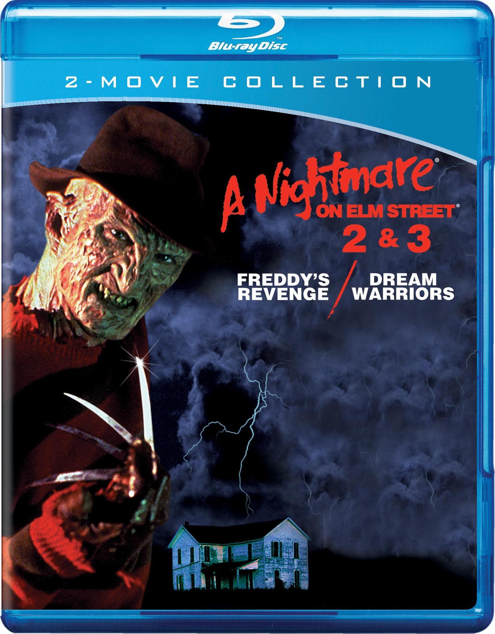 Pesadilla en la Calle Elm 2: La Revancha de Freddy & Pesadilla en la Calle Elm 3: Los Guerreros de los Sueños [BD25]