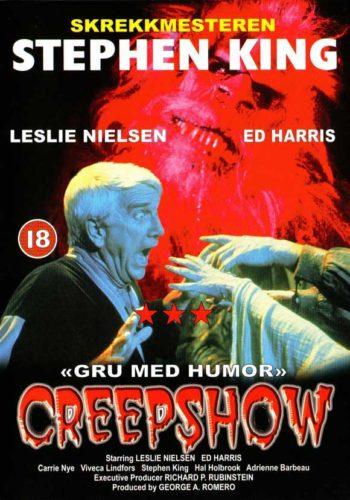 slasher movie posters �creepshow� edition